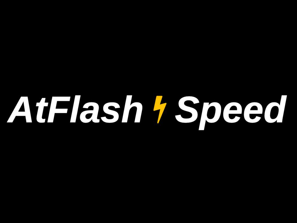 AtFlash Speed